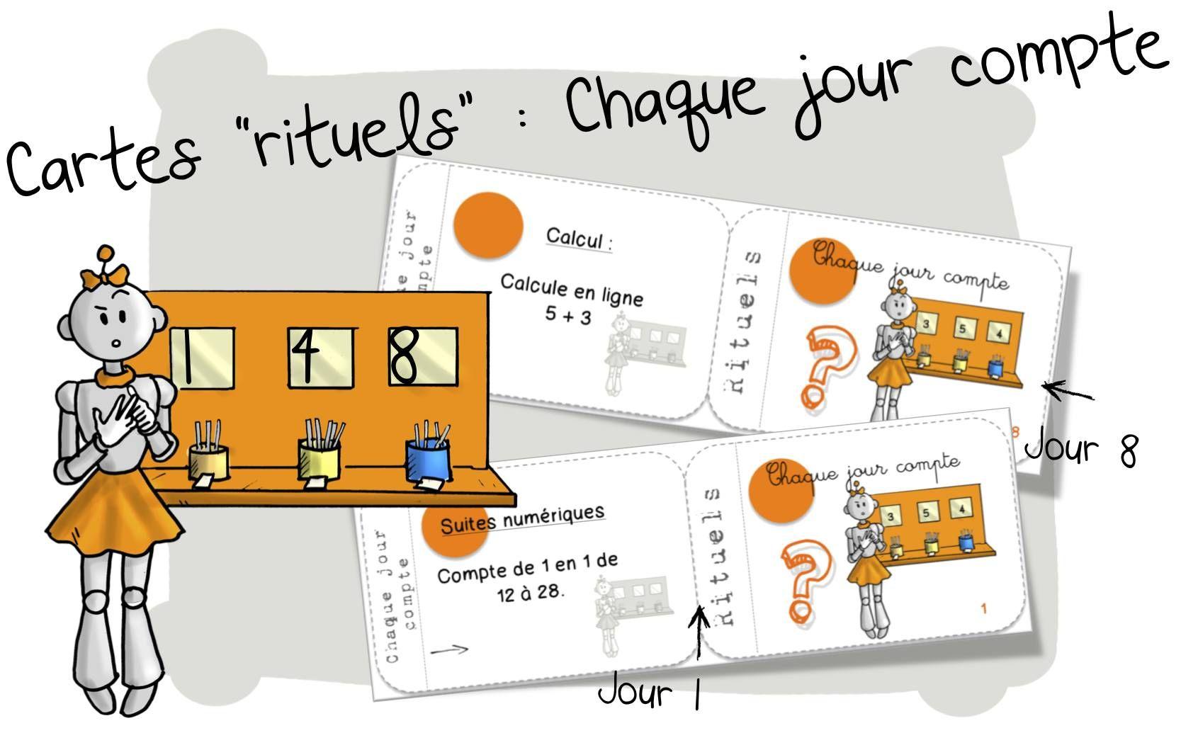 Rituels Maths Ce1