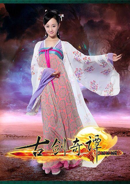 Tang Dynasty Dress