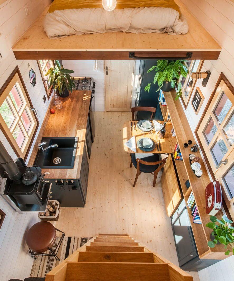 Holz Hisla by Baluchon - Tiny Living