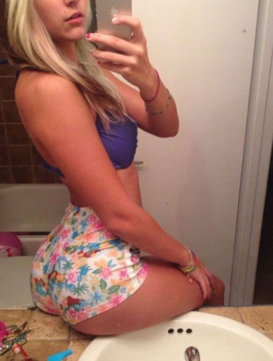 bubble butts girls
