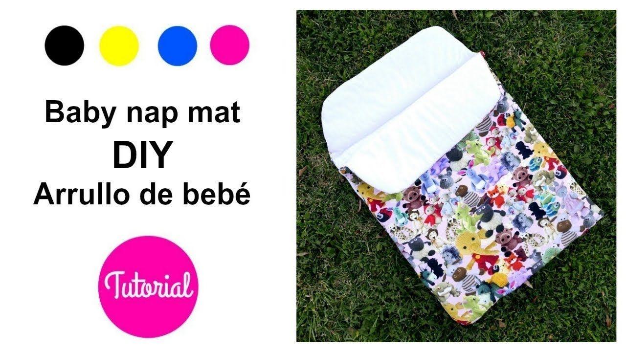 Arrullo para bebé DIY con patrón Gratis | Bebe | Pinterest | Patrón ...