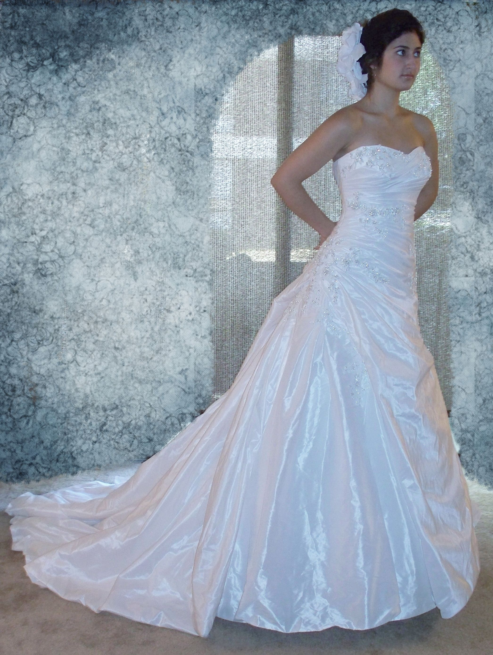 Enchanting Eve Of Milady Bridal Gowns Adornment - All Wedding ...