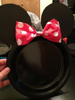 The RMG's: Minnie Mouse Plates