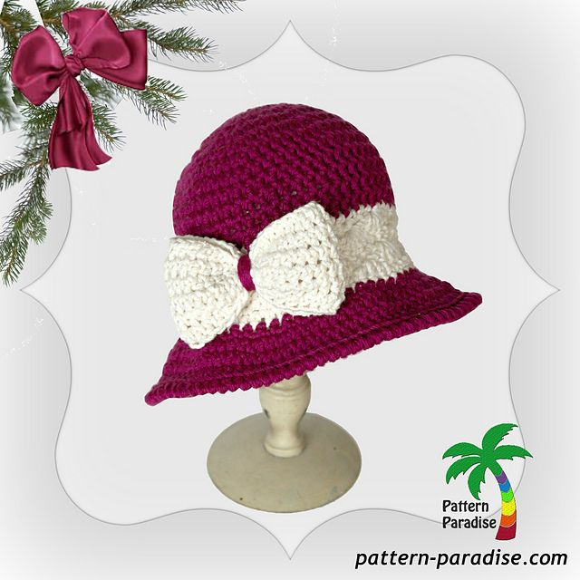 Ravelry: Holiday Joy Hat PDF 14-132 pattern by Maria Bittner ...