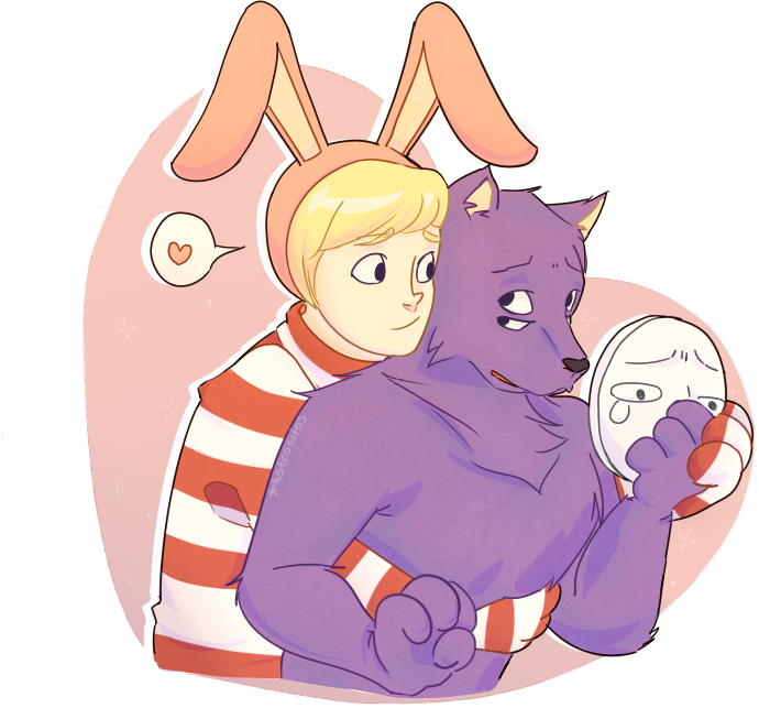 My Baby Wolf Has More Eyes Then That Popee The Performer Baby Wolf Anime