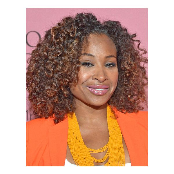 Decode Your Coils A Simple Guide to Curly Hair Types liked on Polyvore | Natural hair styles ...