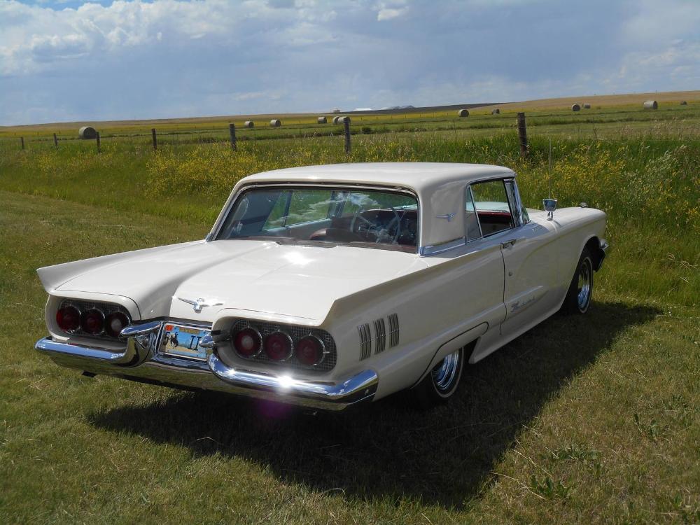 1960 Ford Thunderbird For Sale 2428229 Hemmings Motor News En 2020