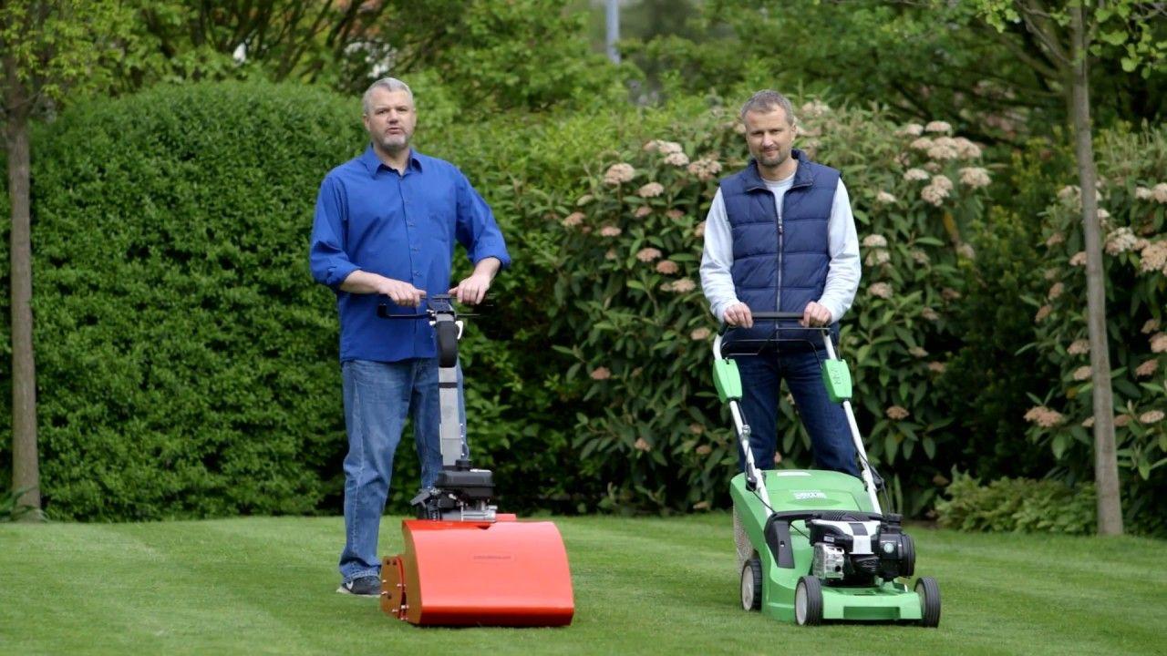 Swardman Cylinder Mowers Vs Rotary Mowers Rotary Mower Cylinder Mower Mower