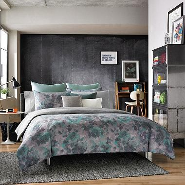 Dress Your Bed In The Kenneth Cole Reaction Home Shadow Floral