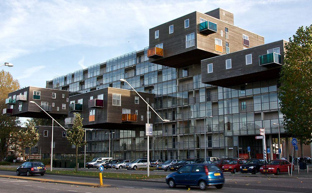 WoZoCo Apartments Amsterdam by MVRDV Architecture