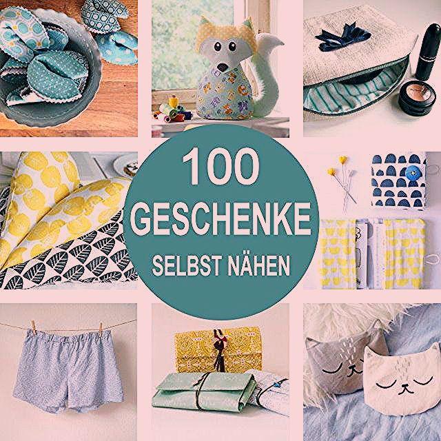 Photo of Geschenke selbst nähen! 100 kleine DIY Geschenkideen mit kostenloser Nähanleitung  |  DIY MODE