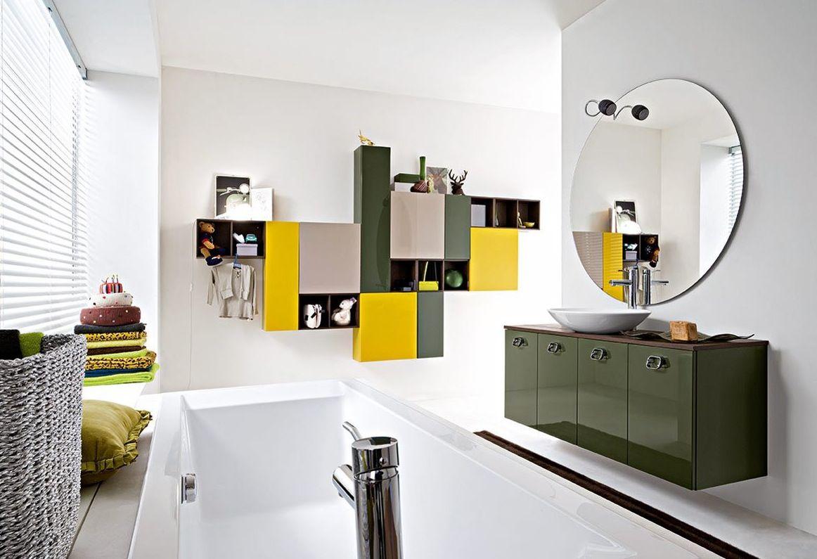 Wild Bathroom For Your Future Home Feel The Wilderness Straight - Kids bathroom mirror for small bathroom ideas