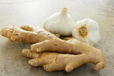 The Benefits of Garlic and Ginger in Losing Weight