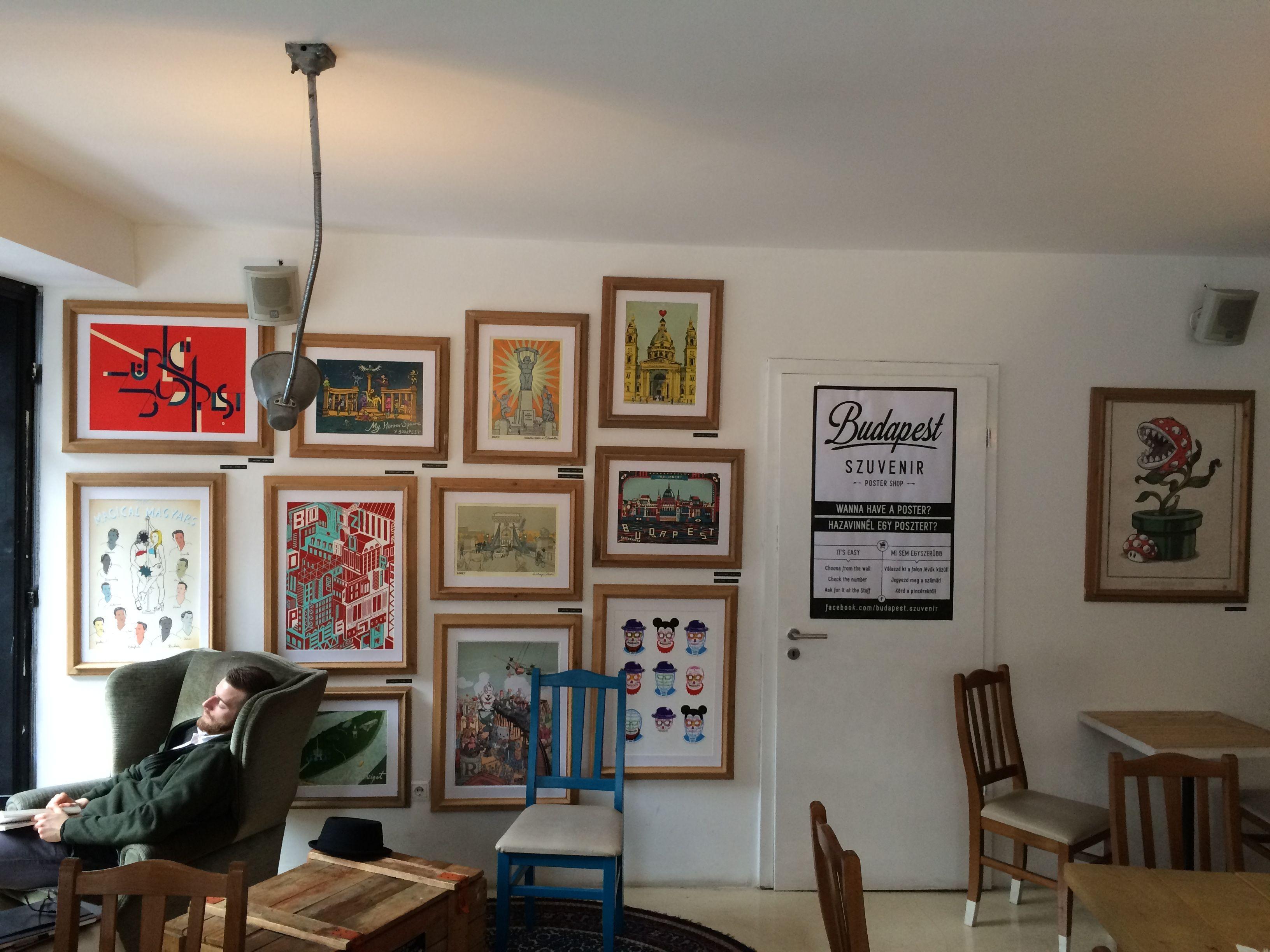Food/Bistro/Café: Konyha (Madách Imre út 8) - Great café for ...