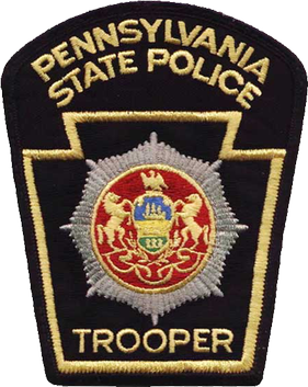 Pennsylvania State Police State Police Police Police Patches