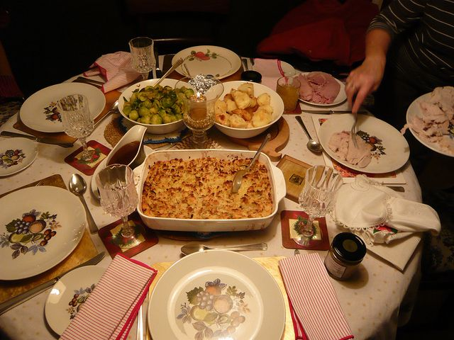 Traditional Irish Christmas Dinner.Cook Up A Traditional Irish Christmas Feast Christmas