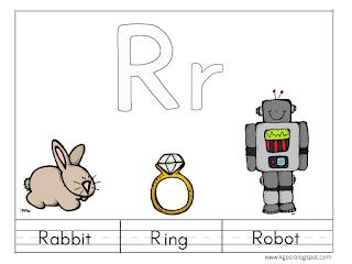 حرف R للاطفال اوراق عمل على احرف اللغة الانجليزية Activities For Kids Activities Lettering