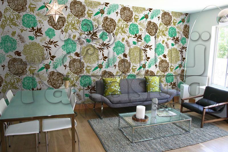 ورق جدران كلاسيك Tanasuq Home Decor Decor Home