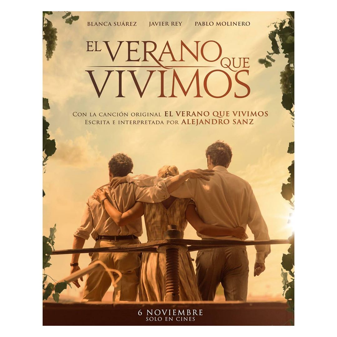 Blanca Suárez On Instagram 6 Noviembre Esa Es La Fecha Y Alejandrosanz Es La Voz Booooom Elveranoquevivim Film Movie Feature Film Relatable