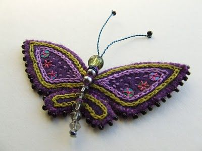 summer crafts butterfly