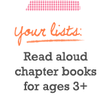 Chapter books for the younger kids « Sarah Jane Studios Blog
