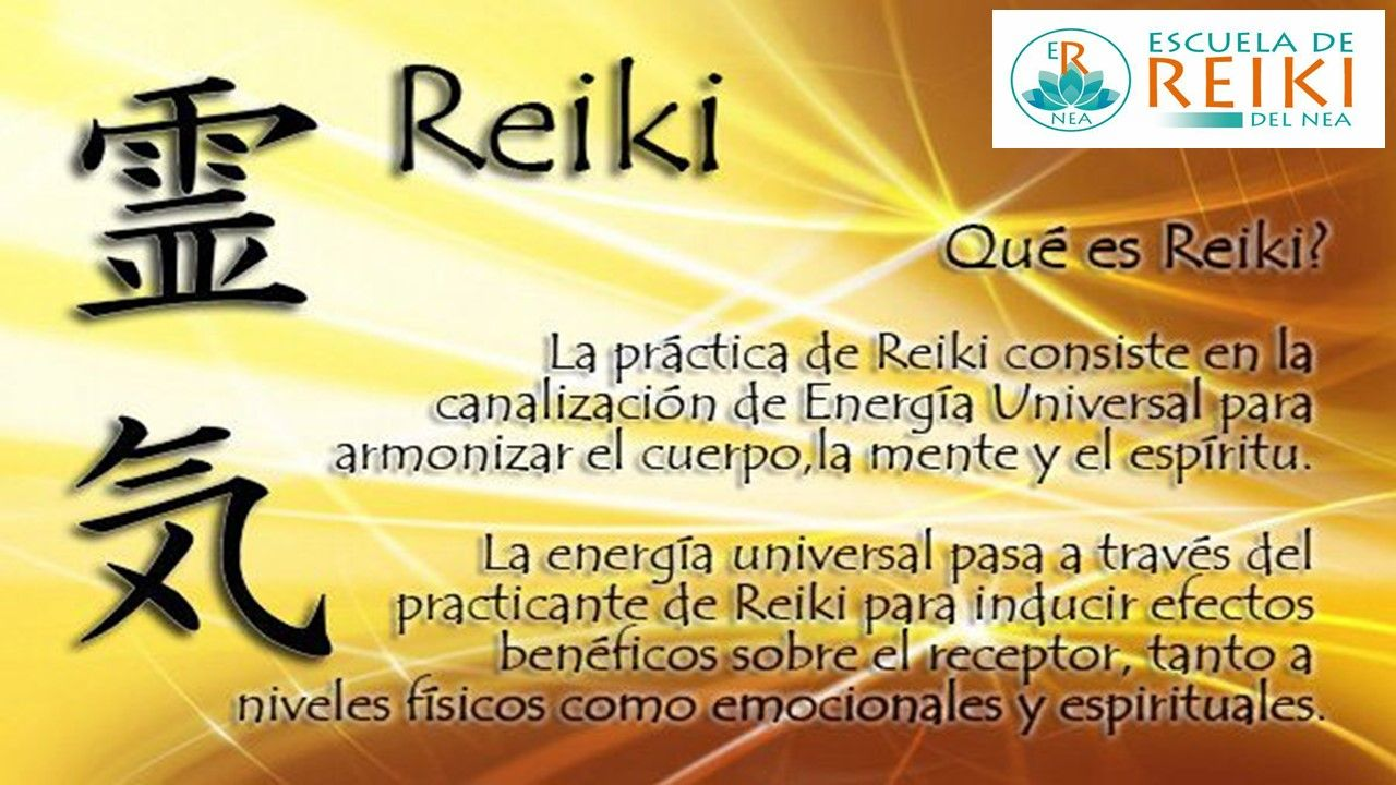 Como es el reiki
