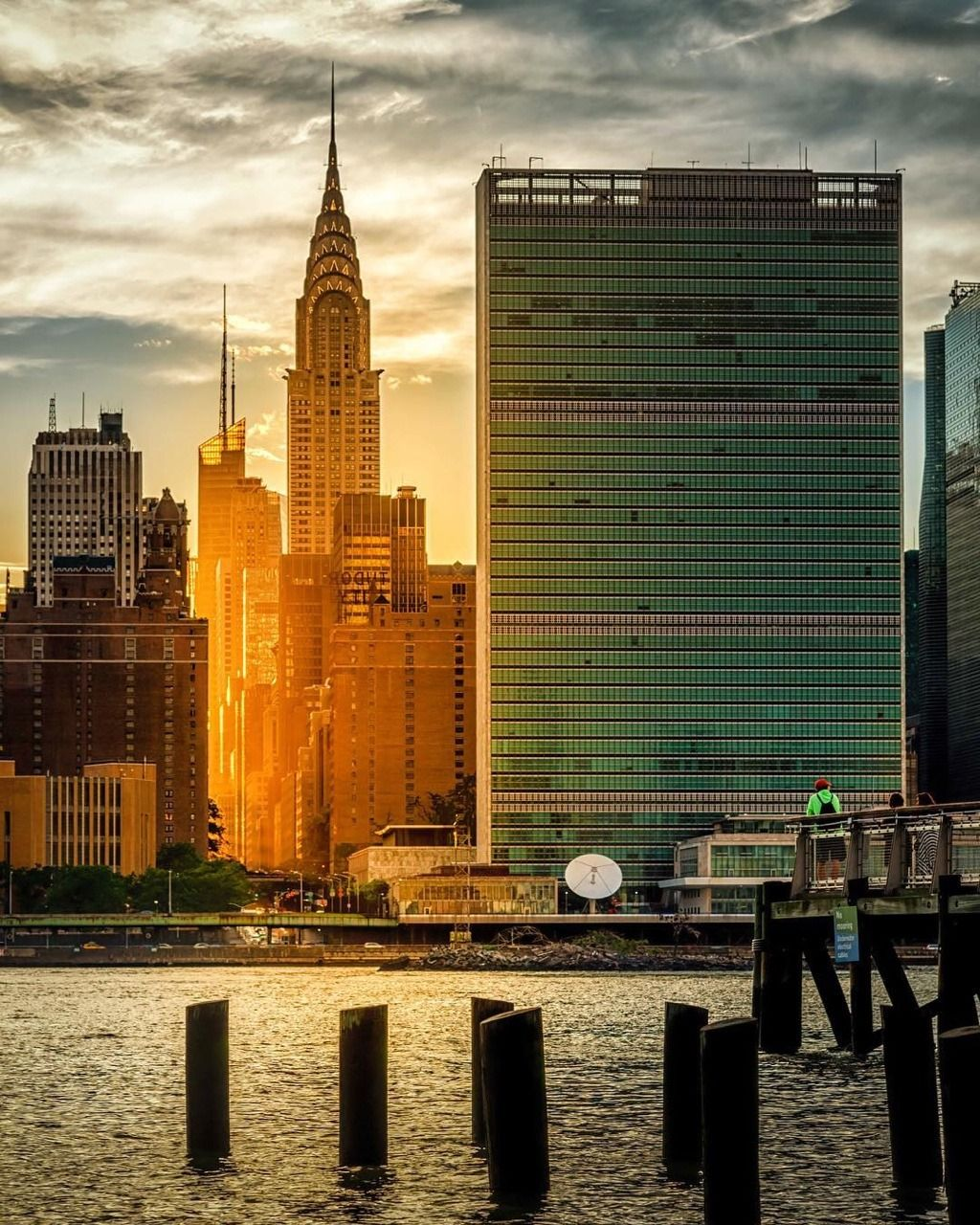 A Glowing 42nd St By Kyle Nowinski Photography New York Pictures New York City New York