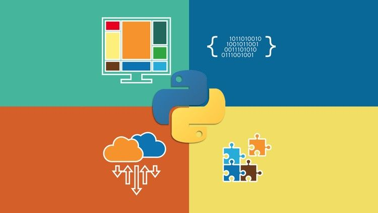 Download Free Complete Python Web Course: Build 8 Python Web