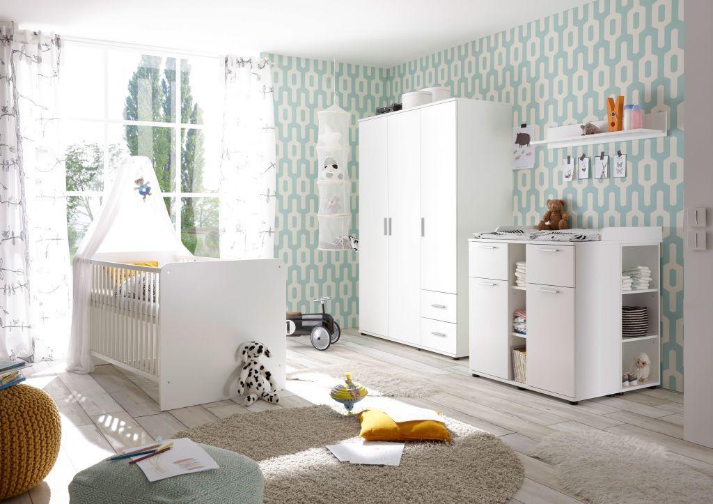 Babyzimmer Set Bibo Weiss Babyzimmer Dekor Babyzimmer Deko Und