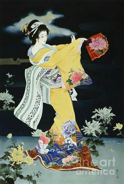 Pin by Lera D\'aluare on Япония | Pinterest | Geisha, Japanese ...
