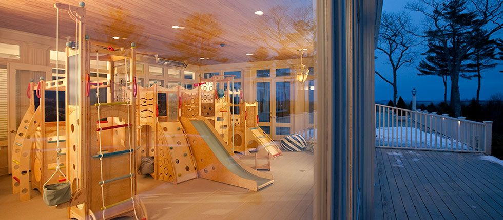 Rhapsody indoor playset - maybe her behavior would be awesome if ...
