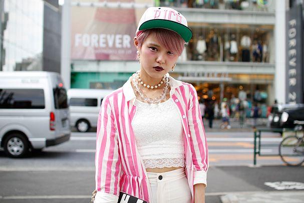 ストリートスナップ | きしこ | NADIA 販売員 | 表参道 (東京)