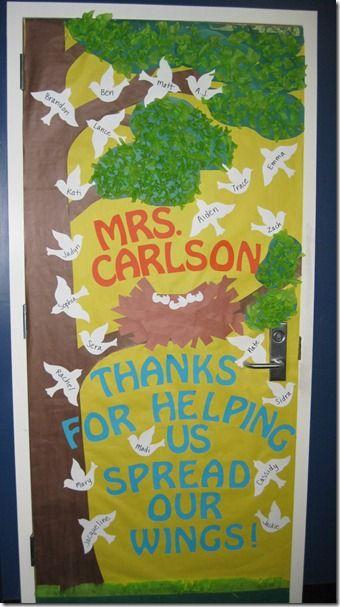 Mommy Blessings: Teacher Appreciation Door Decorations ...