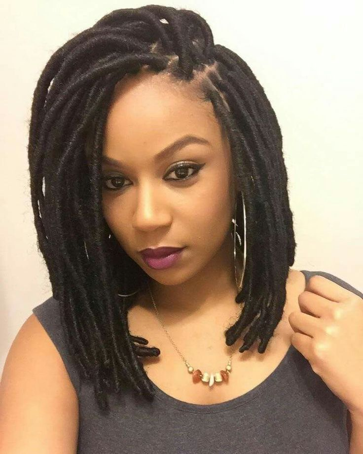 Pin By Anne Dorra On Thick Locs My New Hair Style In 2018
