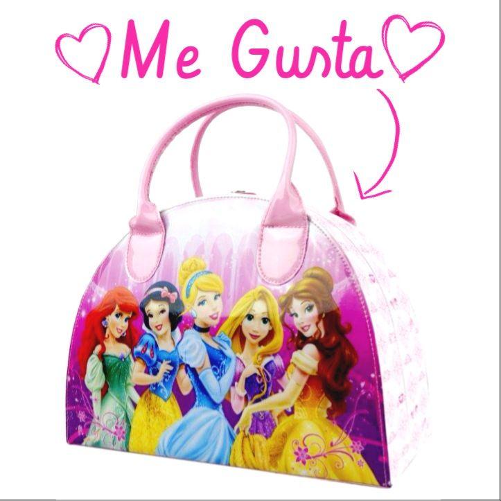 ac0f8566b Bolsito de #maquillaje de #Disney. #princesas #makeup   Princess ...