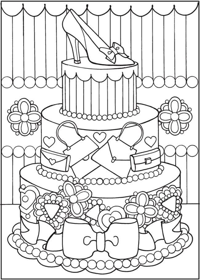 Welcome To Dover Publications With Images Omalovanky Obrazky Sablony