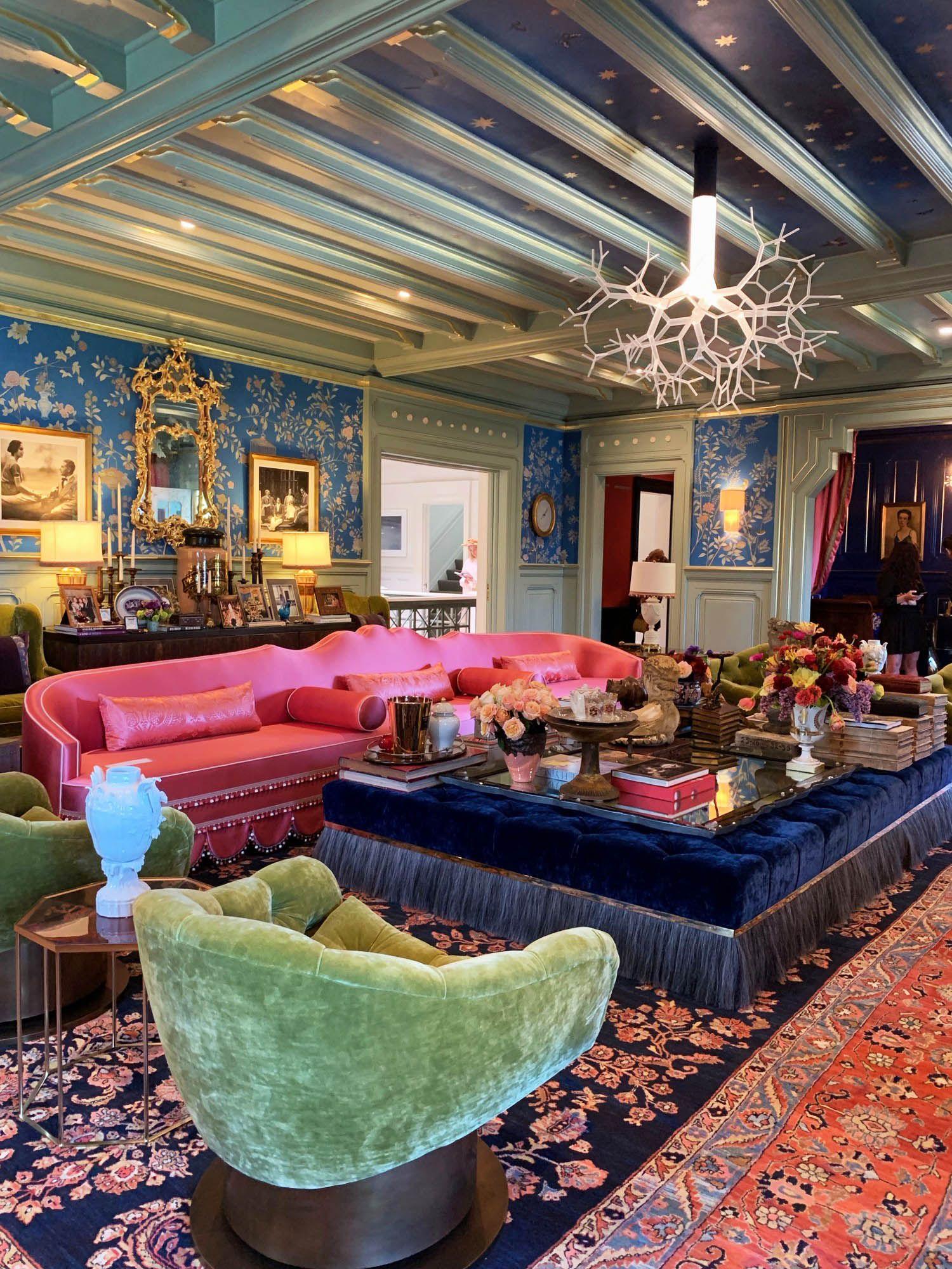 San Francisco Decorator Showcase 2019 | Victorian Homes | Hallway