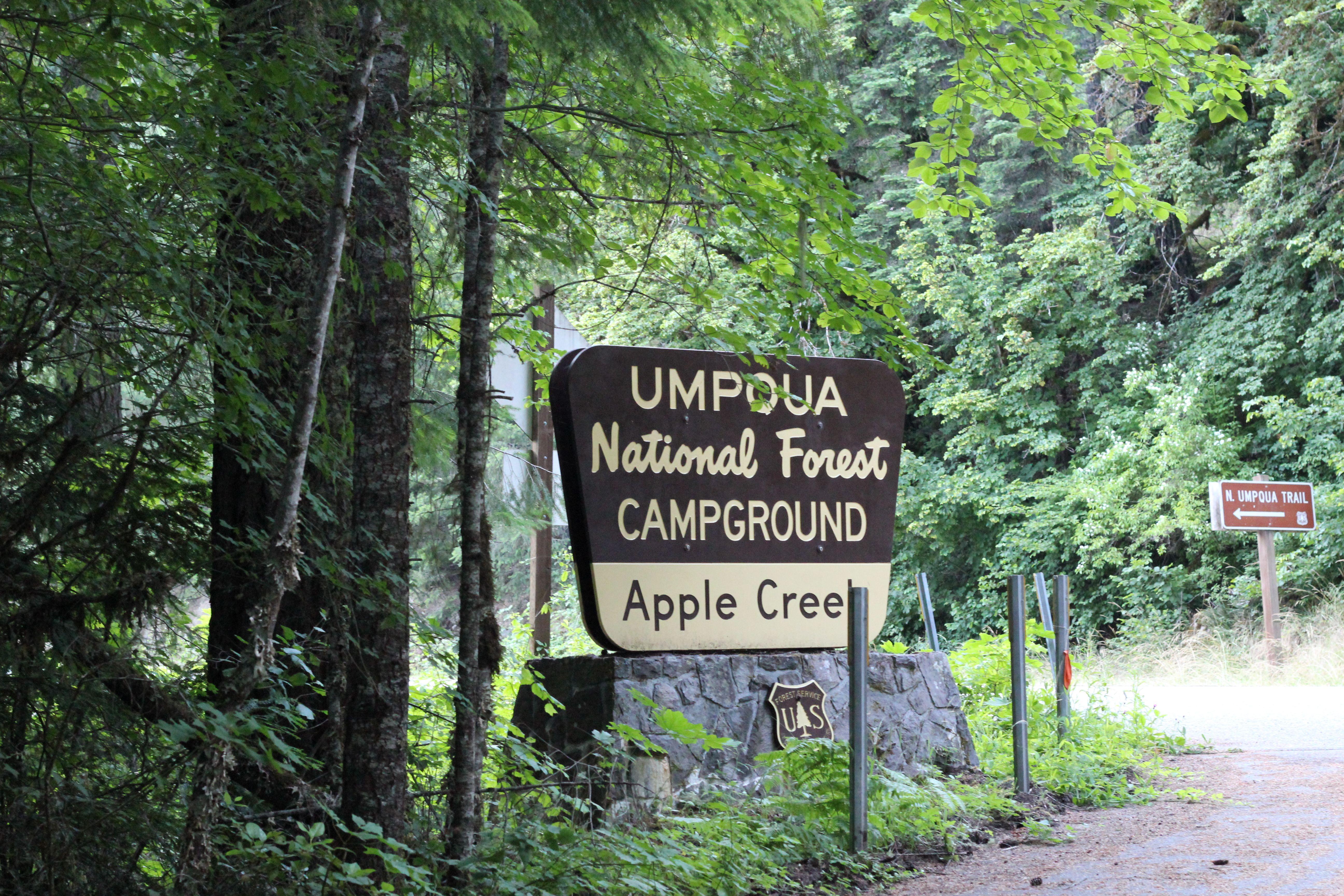 Umpqua National Forest Ranger Stations