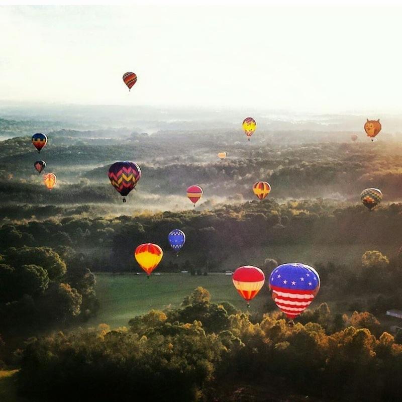 Tickets Carolina BalloonFest Hot air balloon festival