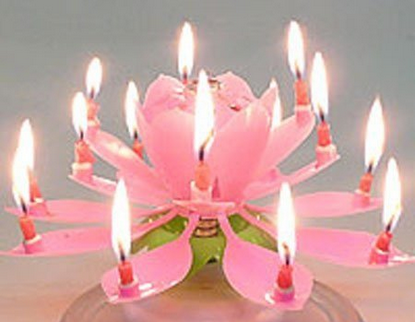 Birthday Candle SINGS And Spins Yes It Is Amazing BirthdayCandle SpingingCandle