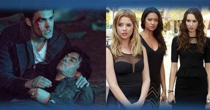 Ranked here are the very best teen drama shows on television, ranked from  best to worst. Popular teen drama TV shows have been a staple of television  for ...