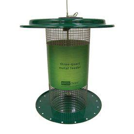 Birds Choice Sunflower Steel 3-Quart Tube Bird Feeder Sd700