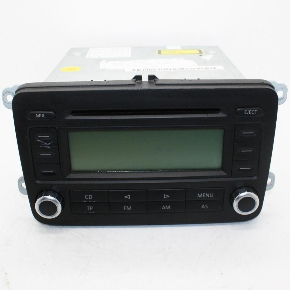 vw rcd 300 chrome bvx cd player 1ko 035 186 p blaupunkt. Black Bedroom Furniture Sets. Home Design Ideas