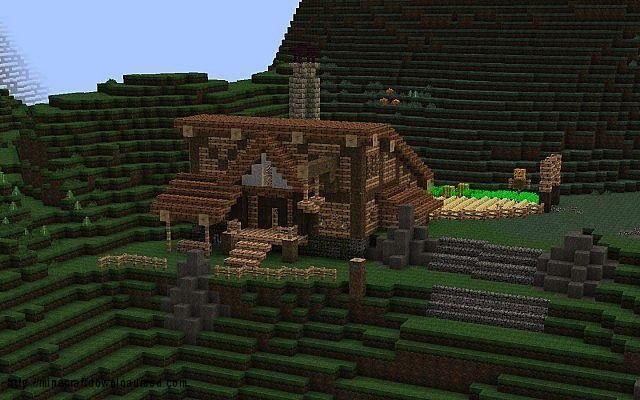 Horizons Minecraft Texture Packs