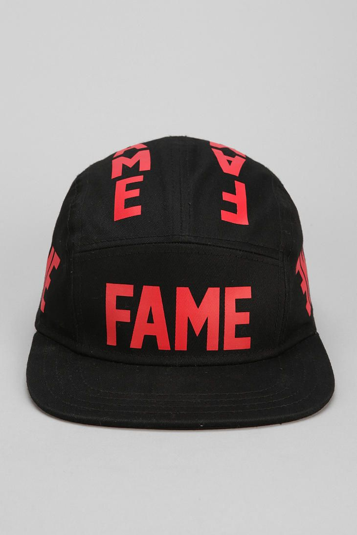 Hall Of Fame Reflect 5 Panel Hat Online Only New Colors