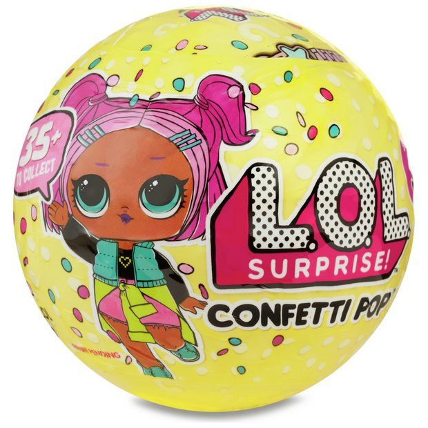 Buy Lol Surprise Confetti Surprise Doll At Argos Co Uk Your Online
