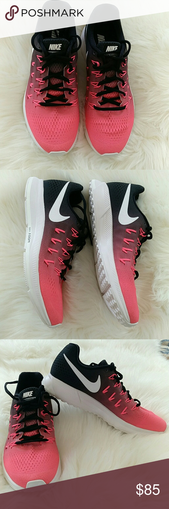 NWT Nike ID ombre pegasus 33. NWT