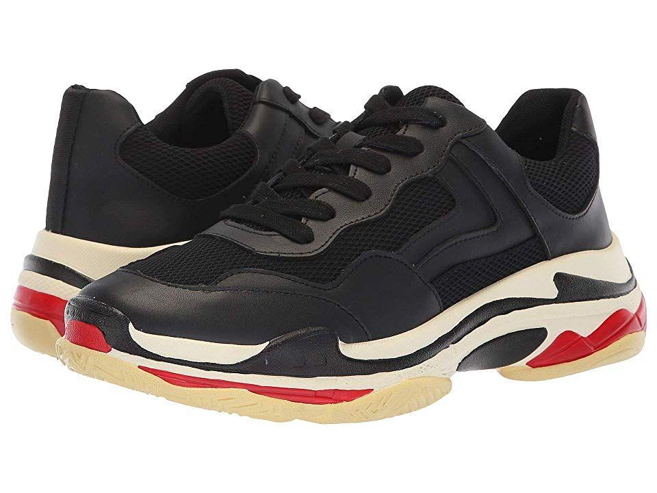 ff77d8f0b72 Steve Madden Nassau (Black) Women's Shoes. Set the trend in the ...