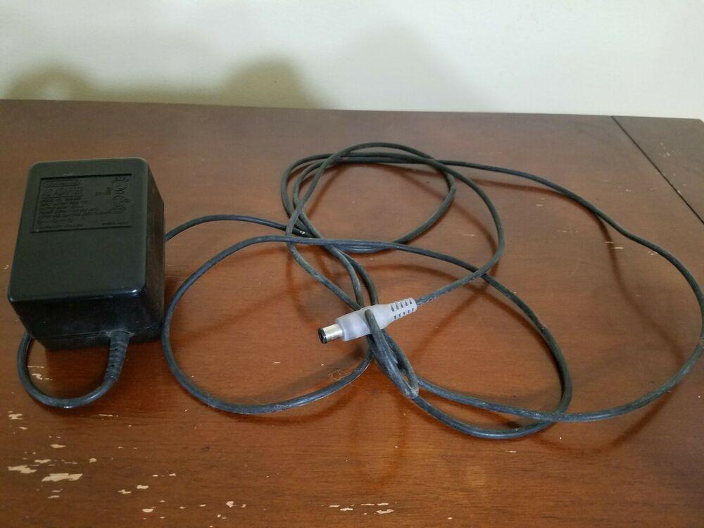 Official Original Super Nintendo Power Supply Oem Ac Adapter Snes