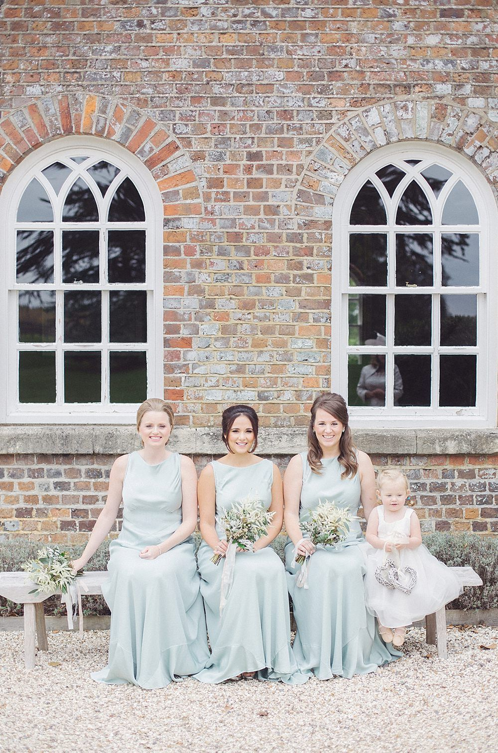 Elegant Pale Green & White Rustic Wedding at Wasing Park | Pinterest ...